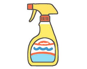 浴槽に付着する「石けんカス」「銅石けん」(※1)にご注意ください