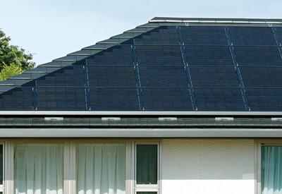 ■太陽光発電システム