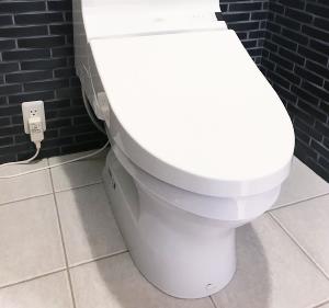 「シャワーの出が悪い」のは、トイレでもありえます。